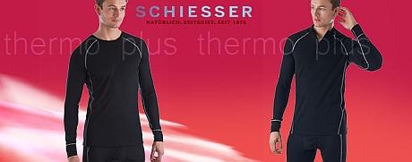 Thermo-Wäsche von Schiesser für Herren