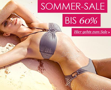 Sommer-Sale bis 60%