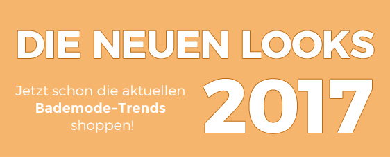 neue looks 2017 bademode trends shoppen