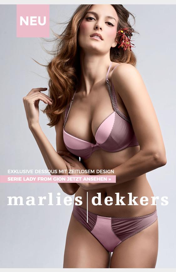 marlies dekkers rosa aubagine lady von gion neue kollektion