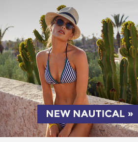 neue looks 2017 bademode trends shoppen watervult new nautical