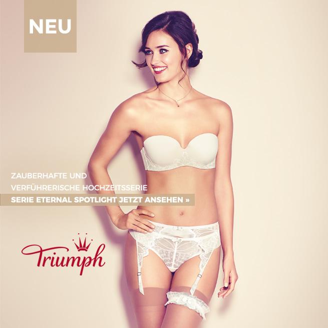 Triumph Serie Eternal Spotlight, zauberhaft und verführerisch