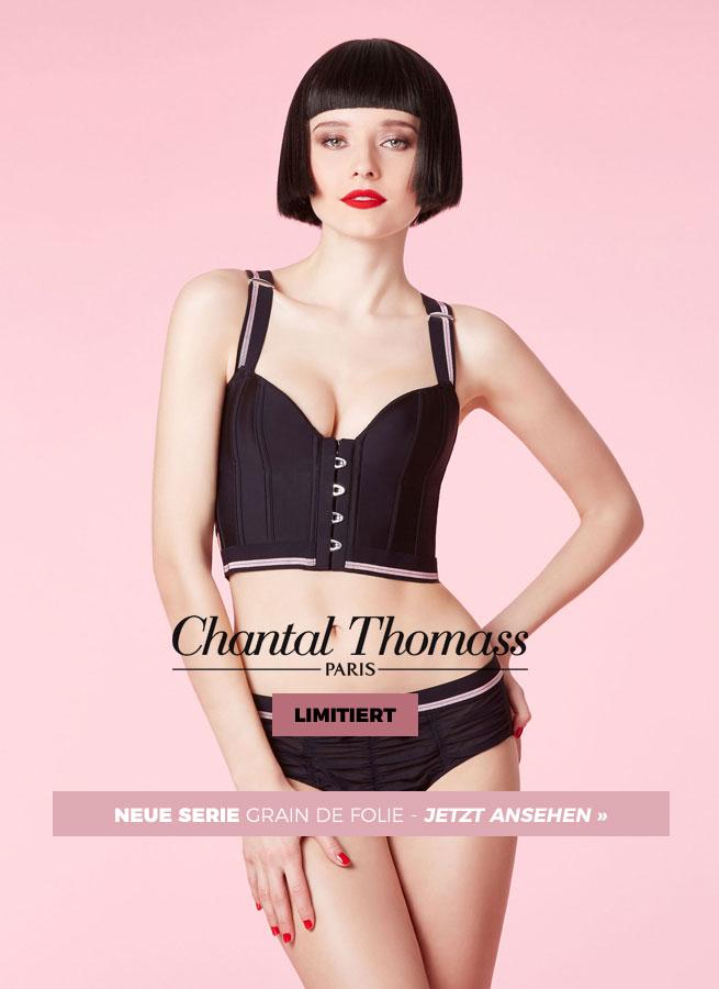 Chantal Thomass neue Serie Grain de Folie jetzt ansehen!