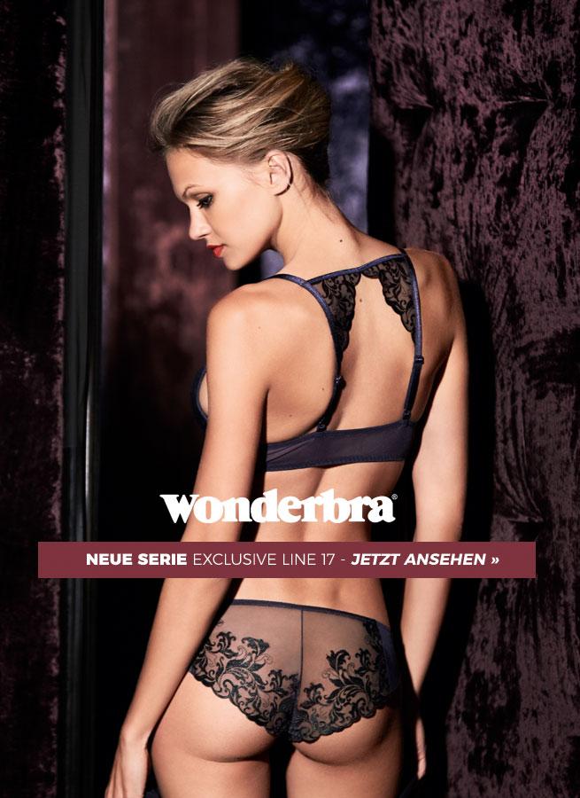 Wonderbra miot neuer Serie Exclisive Line 17