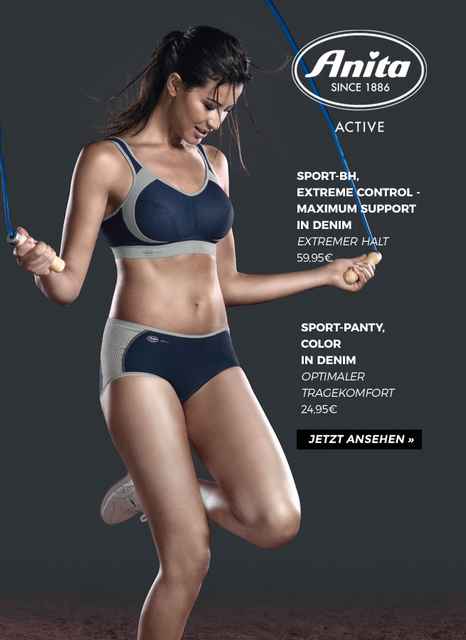 Anita Sport-BH, extreme control - maximum support Serie Active