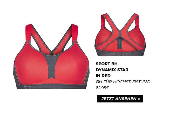 """Anita Active Sport-BH, dynamiX star 5537 Gewinner des """"reddot award 2014"""""""