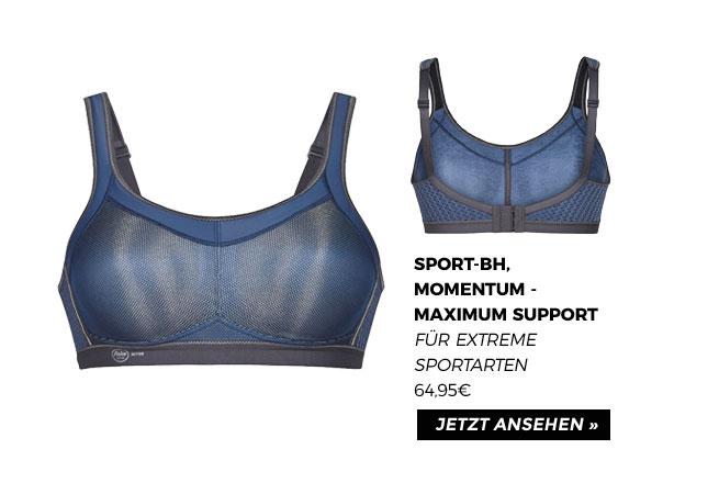 Anita Active Sport-BH, momentum - maximum support 5529 Ein Sport-BH für extreme Sportarten