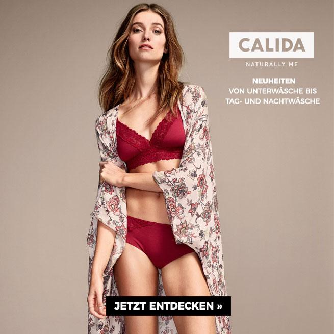 Calida Neuheiten bei carlmarie.de