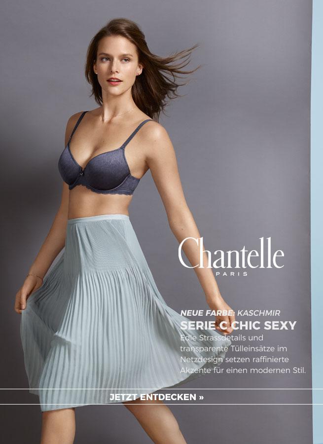 Chantelle C Chick Sexy