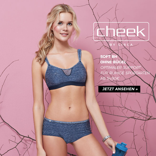 cheek by lisca serie miss sporty
