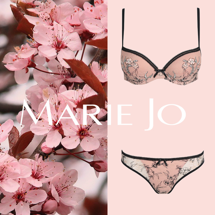 Blossom von Marie Jo bei carlmarie.de im onlineshop