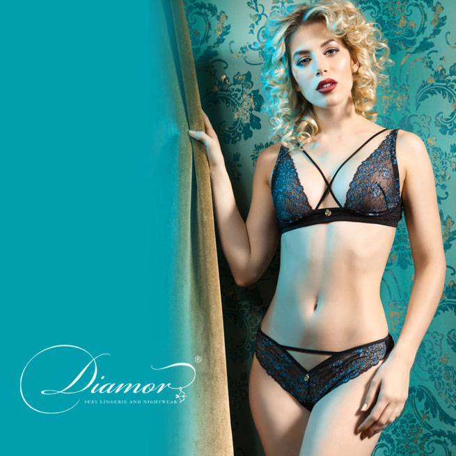 Sexy Dessous von Diamor bei Sunny Dessous im Onlineshop