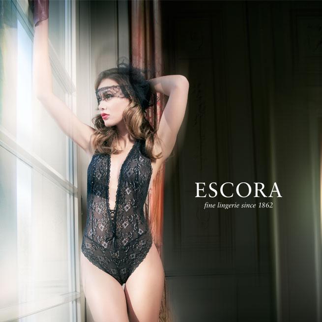 Verführerische Lingerie von Escora bei Sunny Dessous im Onlineshop