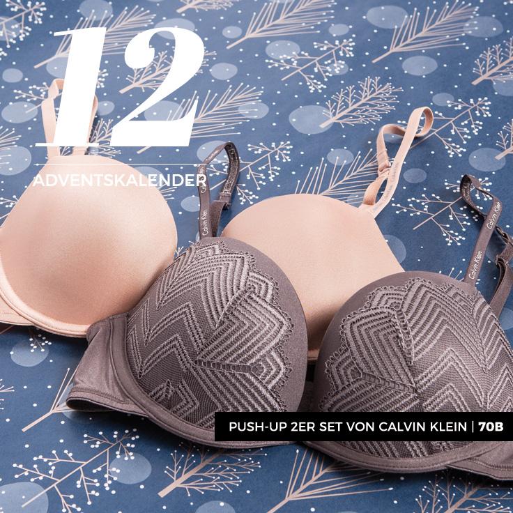 Calvin Klein Bh 2er Set adventskalender