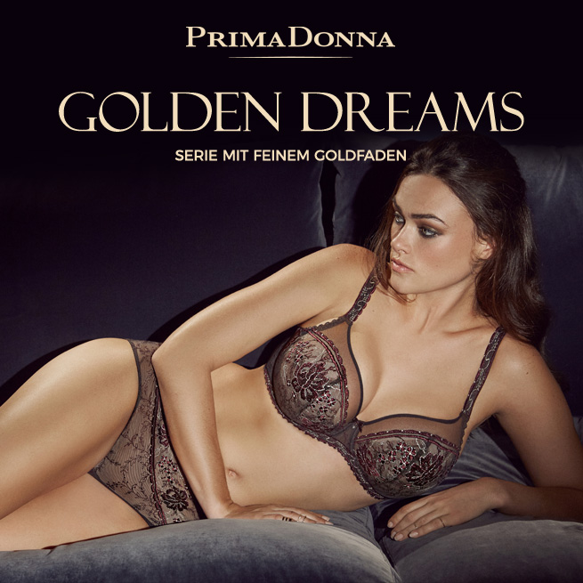 PrimaDonna Golden Dreams bei Sunny Dessous im Onlineshop