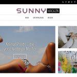 Sunny Magazin Startseite 1