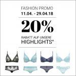 KW15 PASSIONATA Promotion -20% Rabatt auf Aktionsartikel