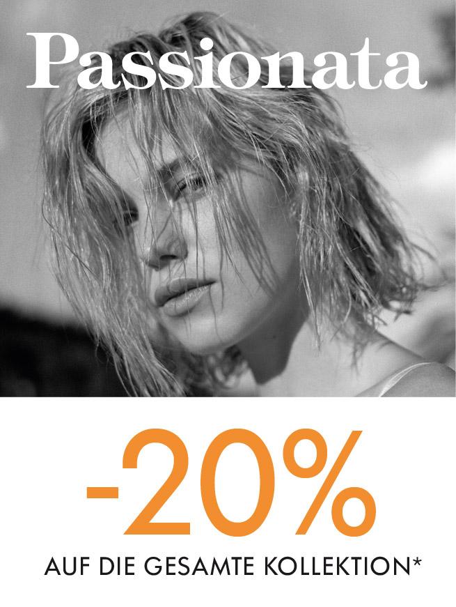 Passionata Aktion bei Sunny Dessous 20% Rabatt