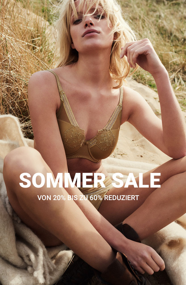 Sommer Sale bei Sunny Dessous
