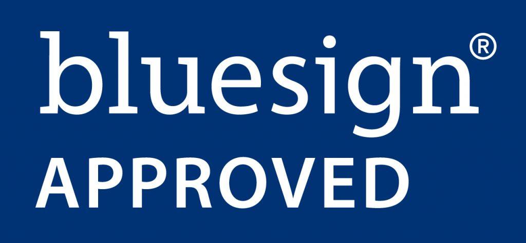 Bluesign approved – das Siegel für Substanzen