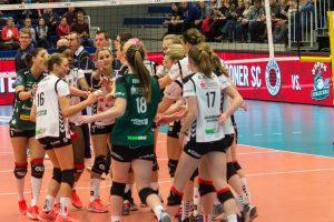 DSC Volleyball Mannschaft