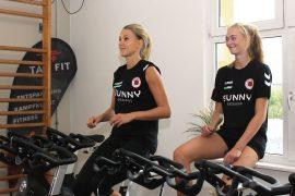 Mareen Apitz und Katharina Schwabe DSC