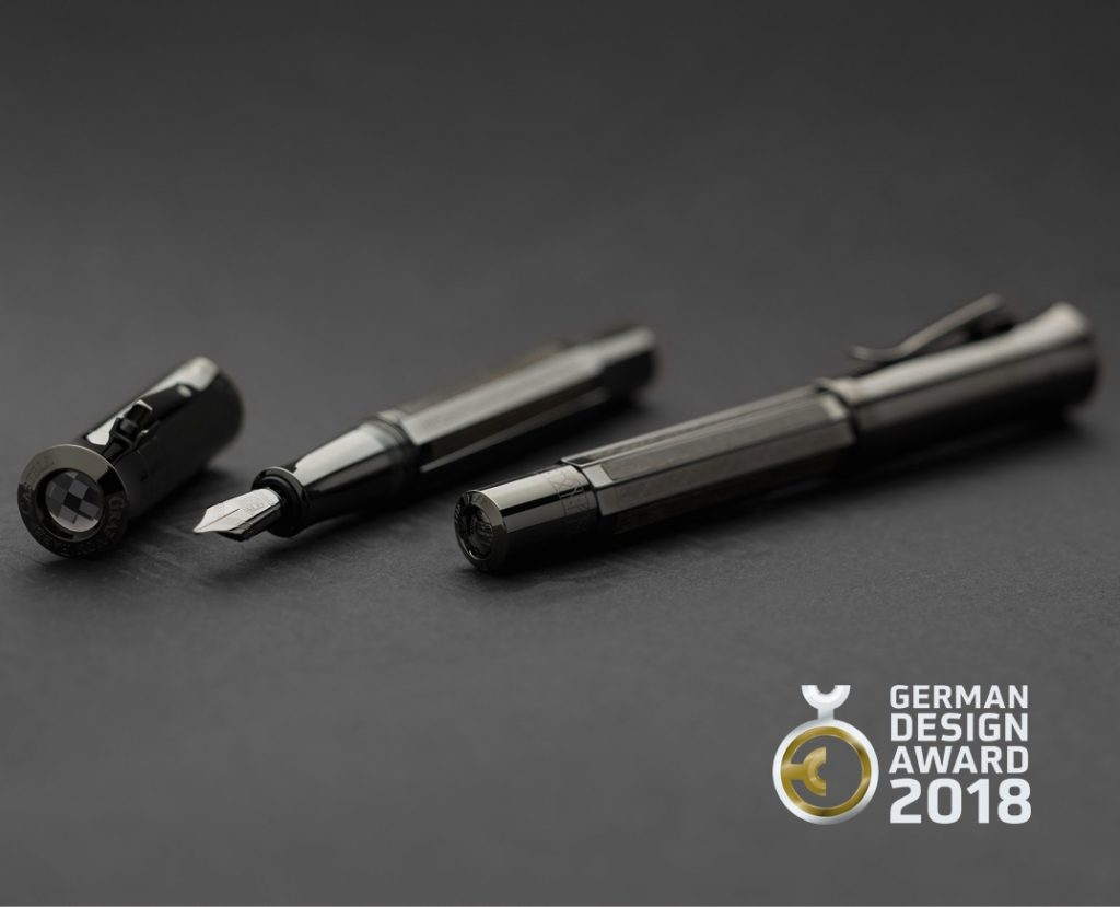 Graf von Faber Castell-German Design Award 2018-Pen - Made in Germany Teil III - Das kostbarste Gütesiegels der Welt