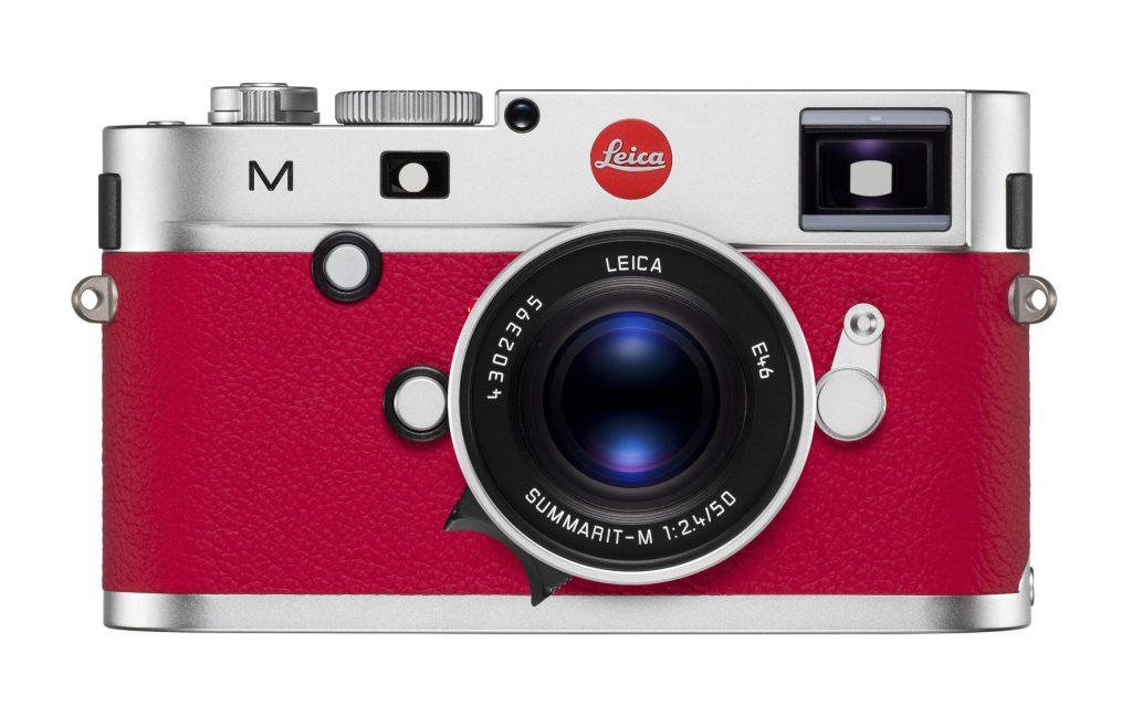 Leica in silber rot - Made in Germany Teil III - Das kostbarste Gütesiegels der Welt
