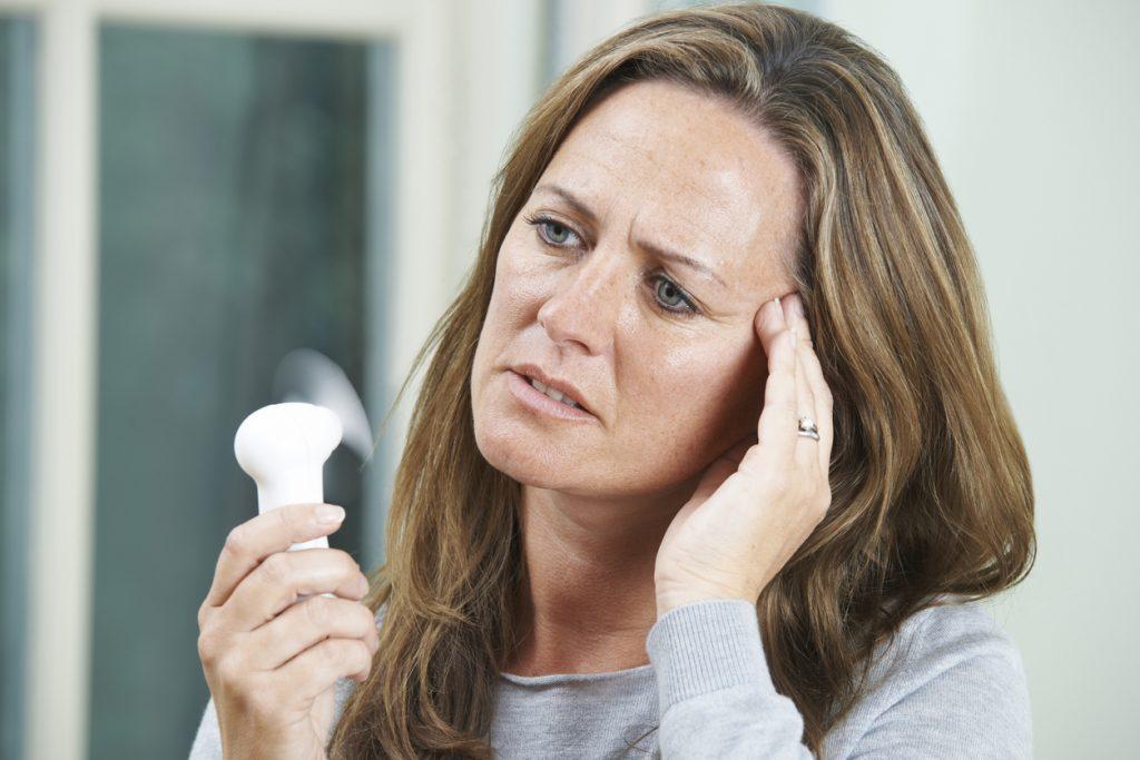Hormone - Frauen in der Menupause