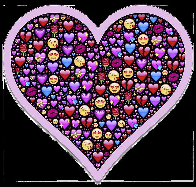 Liebesbriefe werden von küssenden Smileys und Kopfnicker-GIF`s abgelöst