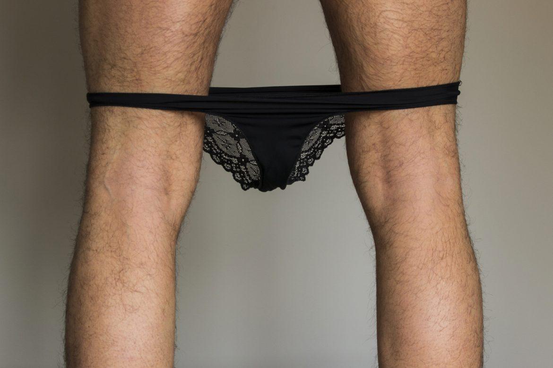 Trend männer strumpfhosen Modetrend Meggins: