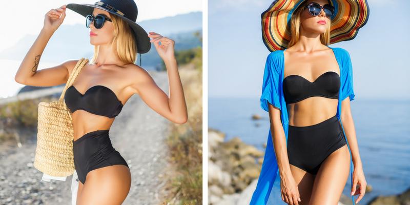 7 Trends Sunny Magazin High Waist Bikinis