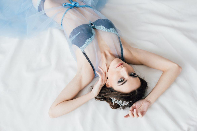 Transparente Eleganz - Tüll, Chiffon, Organza