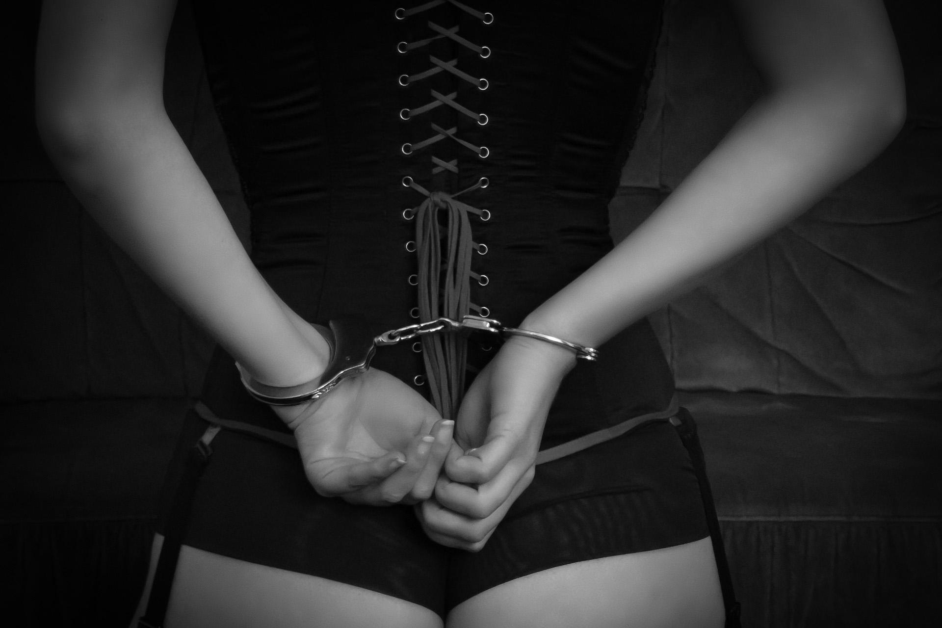 Bondage & Corsage bei erotischen Rollenspielen