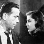 Bogart und Bacall in The Big Sleep
