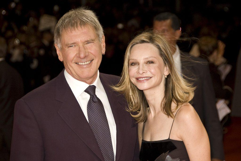 Harrison Ford und Calista_Flockhart beim Deauville American Film Festival 2009