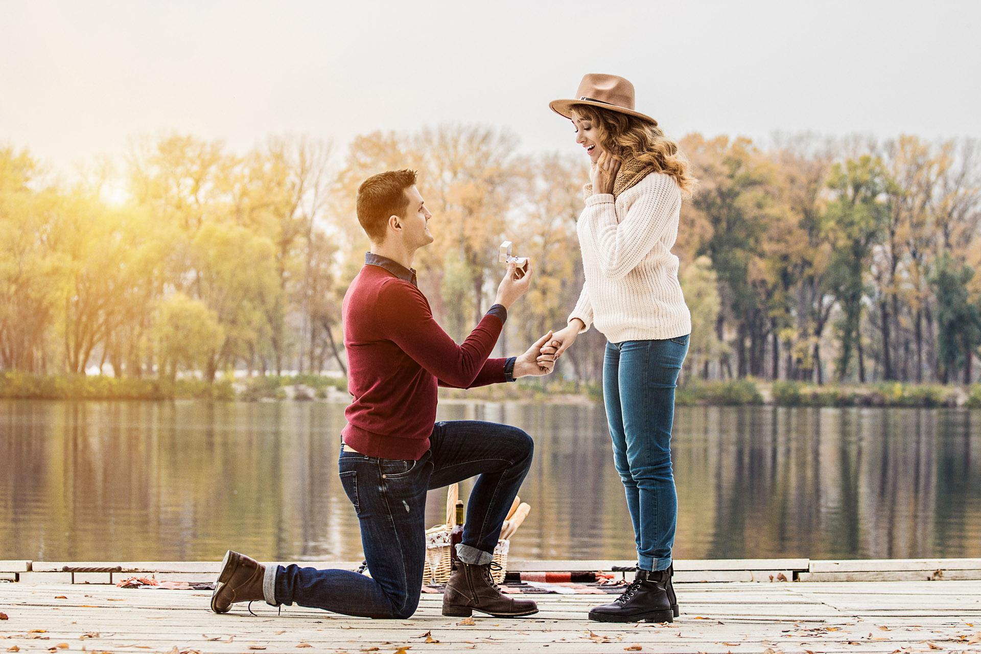 Heiratsantrag machen - Mit diesen 11 Regeln kann nichts