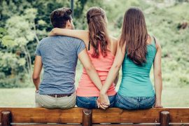 Die älteste Form der offenen Beziehung ist die Dreiecksbeziehung