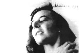 Gret Palucca im Jahr 1935