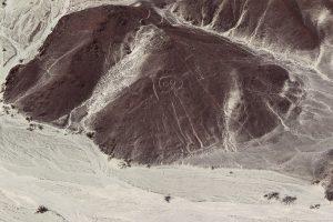 Nazca Linien - Astronaut
