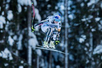 Lindsey Vonn Garmisch Partenkirchen 2017