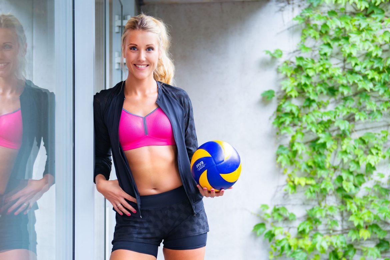 Mareen von Römer Volleyball