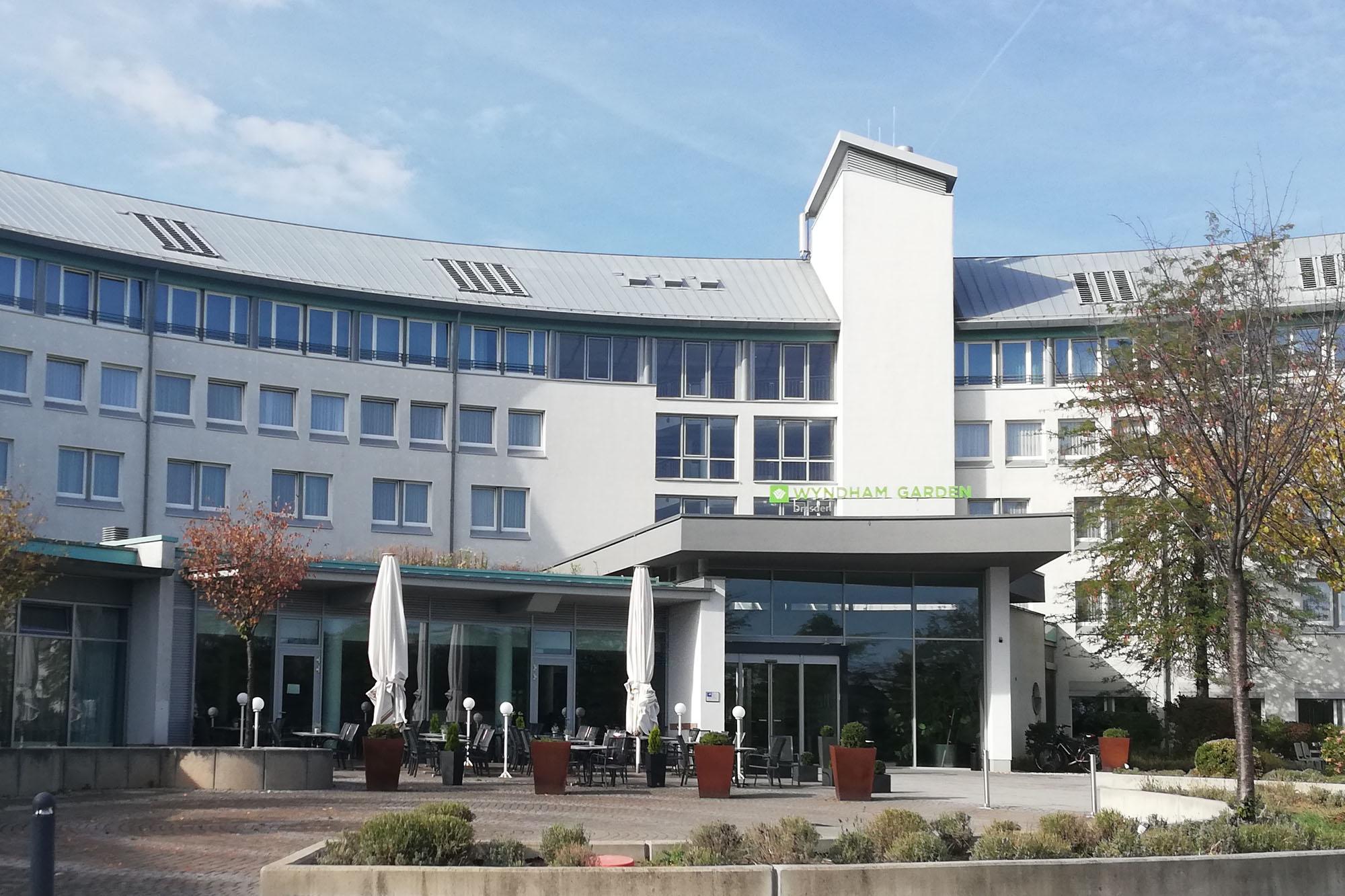 Wyndham Garden Hotel Dresden