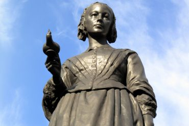 Statue von Florence Nightingale