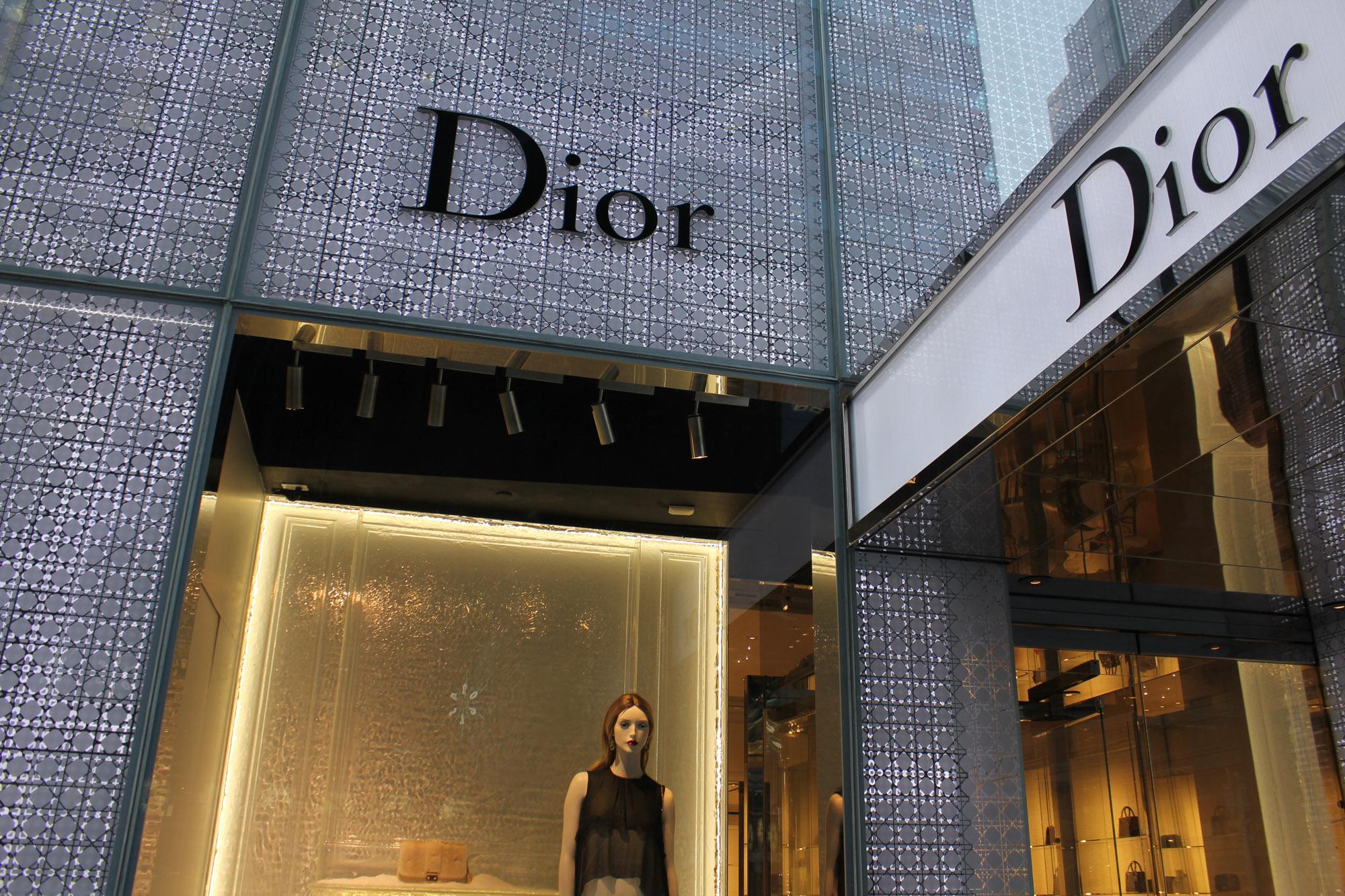 """die größten mode-designer: christian dior - sein """"new look"""