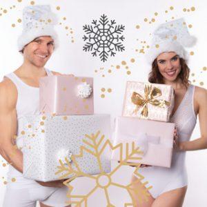 Geschenkideen für Weihnachten: Unterwäsche, Homewear, Nachtwäsche und mehr