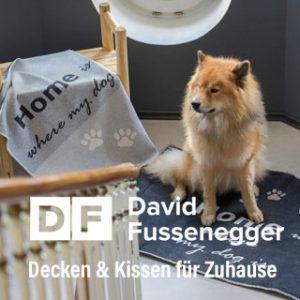 Kissen, Decken und Haustierdecken von David Fussenegger